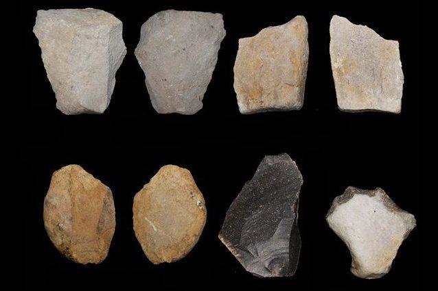 Questi antichissimi utensili in pietra appena scoperti riscrivono la storia dell'essere umano